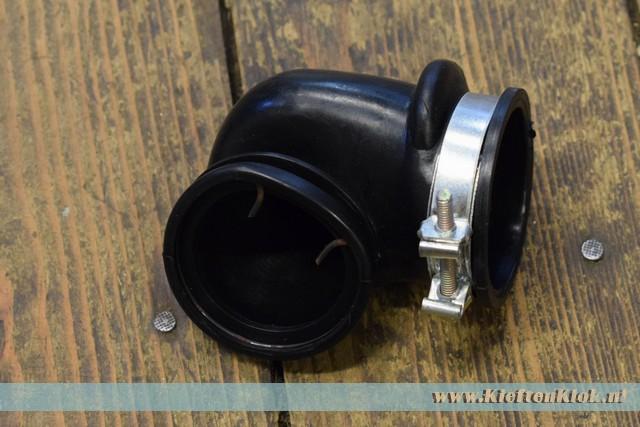 Dynamo luchtafvoer rubber, Type 4 12/73-7/79