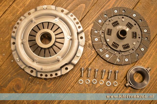 Koppelingset, 180mm 1200/1300cc 8/70-