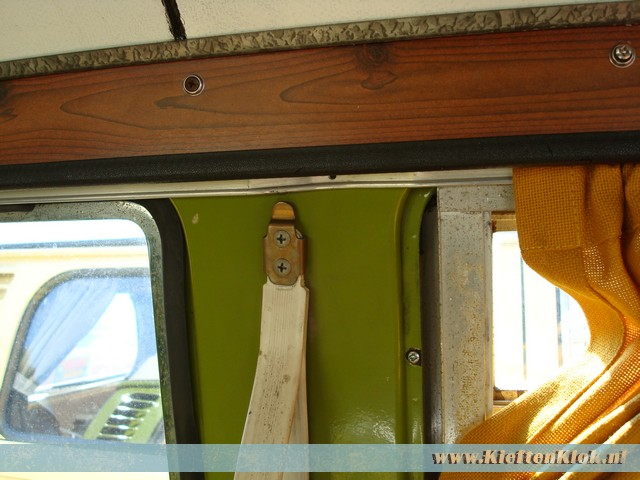 Interieur de westfalia accroche poign e int rieure blanche for Interieur westfalia