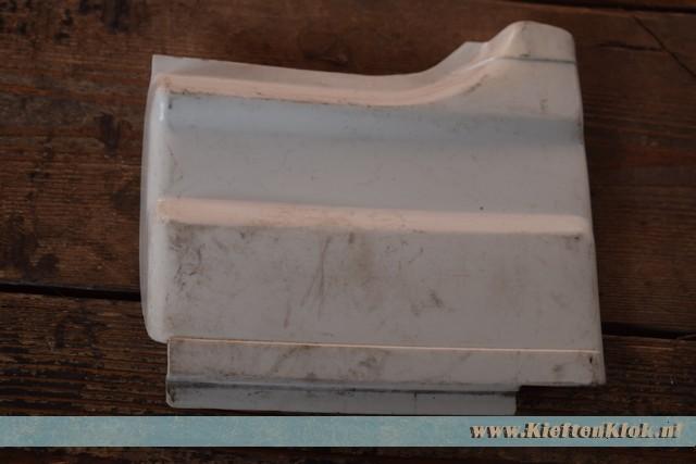Couvercle de porte coulissant, gauche arrière 481 nuage blanc 4/63-7/67 NOS