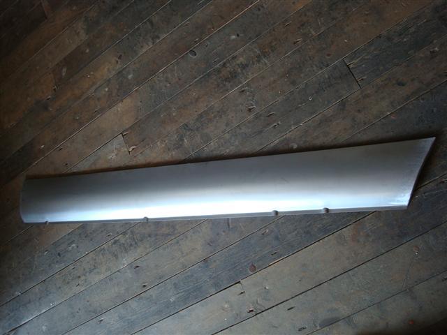 T1 kombi carosserie bas de caisse exterieur gauche 3 50 for Bas de porte exterieur