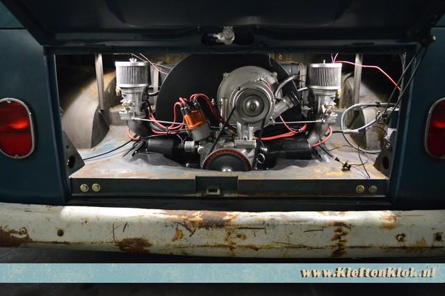 Engine compartment lighting LED 12V
