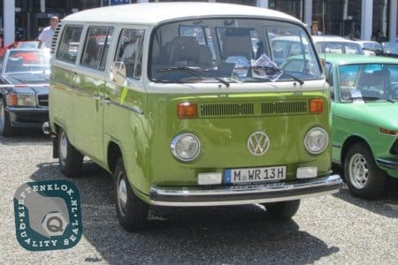 Wanted baywindow bus volkswagen