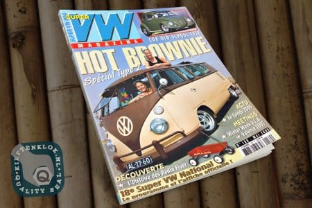 Super VW magazine 2005 volkswagen