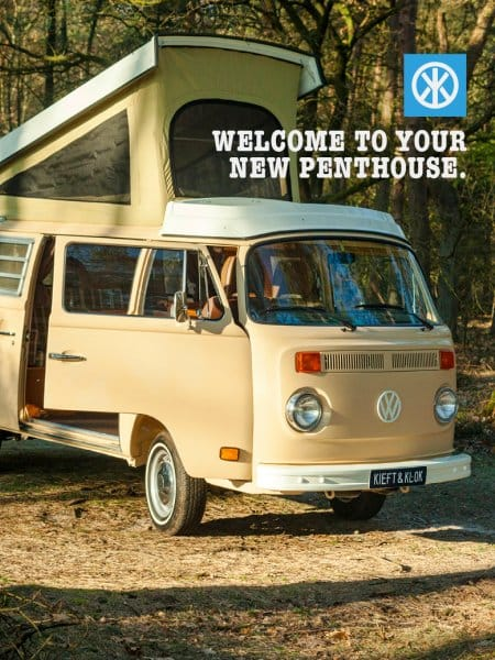 New arrival: Westfalia Berlin, like new volkswagen