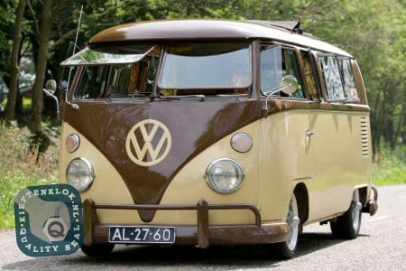 HOT BROWNIE RAGTOP volkswagen