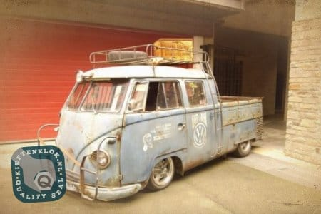 Found, build, owned or sold... volkswagen