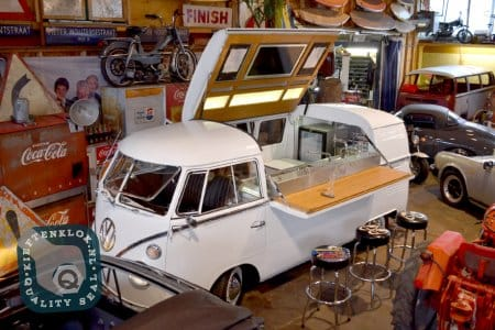 RESTORATION BAR-BUS volkswagen