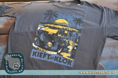 "Kieft en Klok ""Rustbox"" T-shirt volkswagen"